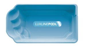 LuxLine Pool - Schwimmbecken Modell Agos