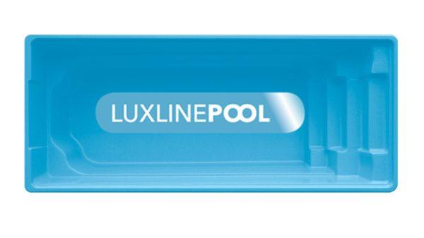 LuxLine Pool - Schwimmbecken Modell Bali