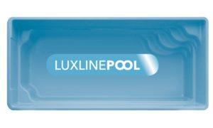 LuxLine Pool - Schwimmbecken Modell Cypr