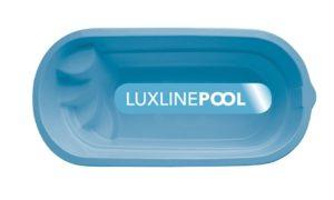 LuxLine Pool - Schwimmbecken Modell Delos