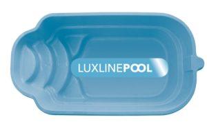 LuxLine Pool - Schwimmbecken Modell Egina