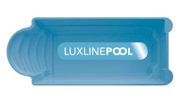 LuxLine Pool - Schwimmbecken Modell Ikaria