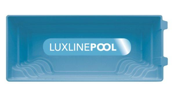 LuxLine Pool - Schwimmbecken Modell Jamaica