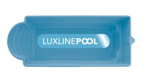 LuxLine Pool - Schwimmbecken Modell Kalamos