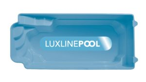LuxLine Pool - Schwimmbecken Modell Kefalina