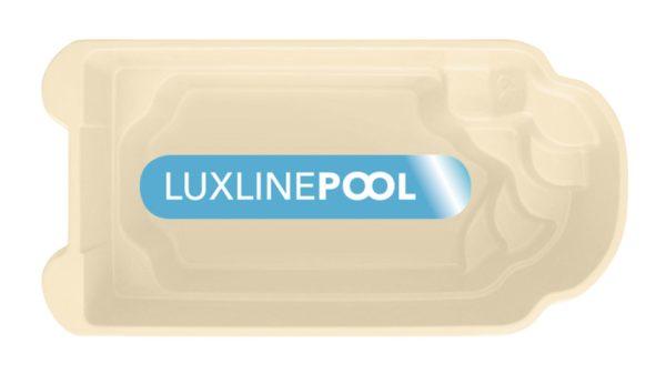 Pool | Korfu II (Cremeweiß)