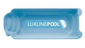 LuxLine Pool - Schwimmbecken Modell Lindos