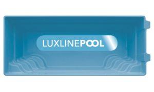 LuxLine Pool - Schwimmbecken Modell Madagaskar