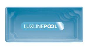 LuxLine Pool - Schwimmbecken Modell Malta