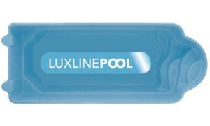 LuxLine Pool - Schwimmbecken Modell Paros
