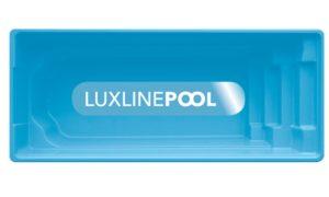 LuxLine Pool - Schwimmbecken Modell Riviera