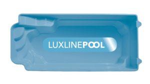 LuxLine Pool - Schwimmbecken Modell Rodos