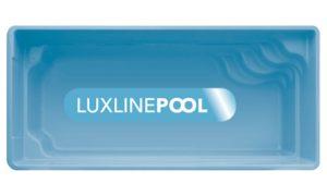 LuxLine Pool - Schwimmbecken Modell Sardynia