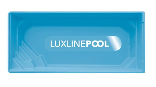 LuxLine Pool - Schwimmbecken Modell Sycylia