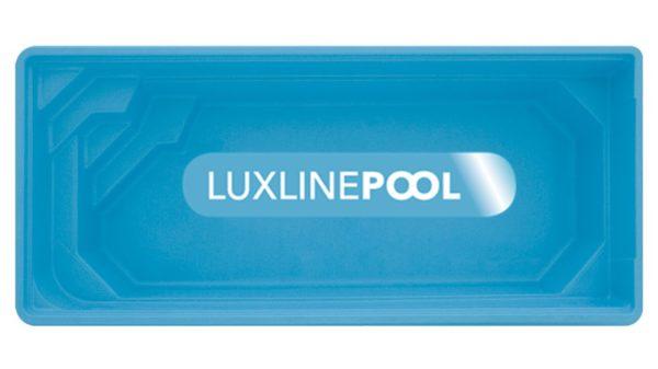 LuxLine Pool - Schwimmbecken Modell Zanzibar