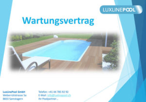 Wartung - Pool - PDF